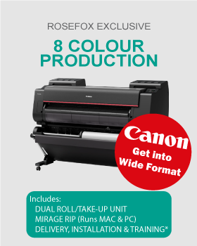 Canon 8 Colour
